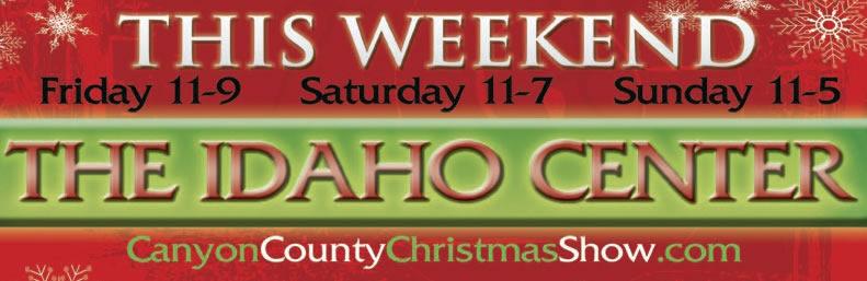canyon county christmas show, nampa, idaho, idaho center, spectra ...