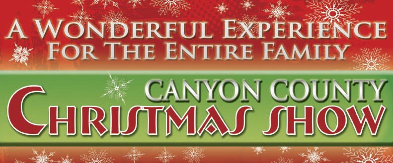 canyon county christmas show ad